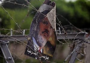 Держдеп: США приймають усунення Мурсі як даність