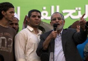 Прокуратура Єгипту видала ордер на арешт лідера Братів-мусульман