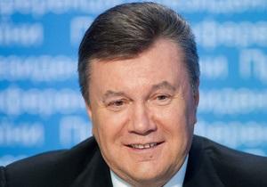 День народження Януковича - Сьогодні Януковичу виповнюється 63 роки