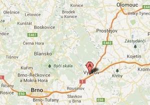 На сході Чехії у ДТП загинули українці