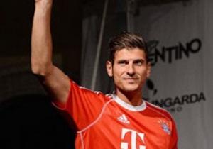 Официально: Марио Гомес покидает Баварию ради Фиорентины