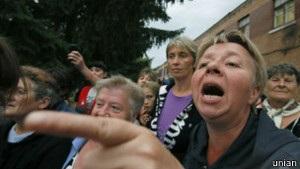 Відставка Захарченка: жителі Врадіївки ідуть в Київ на безстрокову акцію