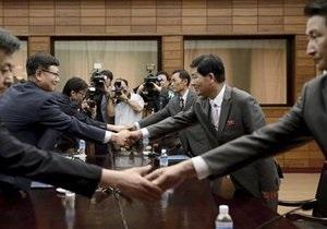 Ситуація на Корейському півострові - новини Північної Кореї - Пхеньян і Сеул домовилися про відкриття промзони Кесон