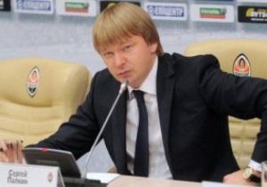 Палкін: Переговори про спільний кубок з Росією припинені