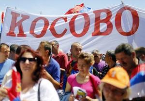 Косовські серби заснували власний парламент