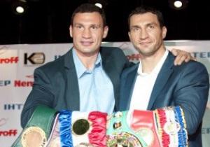 Братья Кличко потратили больше 4 миллионов на благотворительность