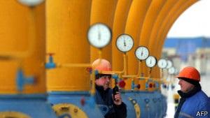 Європа перевірить легальність постачань газу зі Словаччини до України