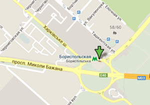 На Харківській площі можуть побудувати розв язку