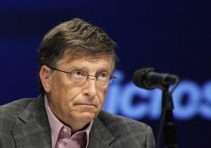 Білл Гейтс - Microsoft - Білл Гейтс перерве восьмирічну паузу виступів на наукових самітах Microsoft