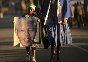 Лікарі радили від'єднати Манделу від апарата життєзабезпечення – агентство