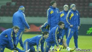 Україна увійшла до топ-30 рейтингу ФІФА