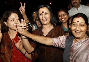 В Індії авіакомпанія вирішила наймати лише жінок заради економії палива