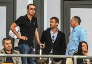 Шевченко: Я действительно был в офисе Динамо