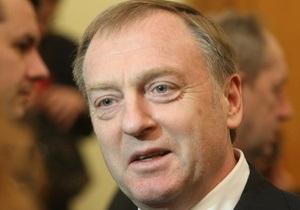 Лавринович - ВРЮ - Звільнений з Мін юсту Лавринович очолив нове відомство