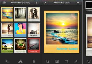 Гаджети - Polaroid - Instagram - Android