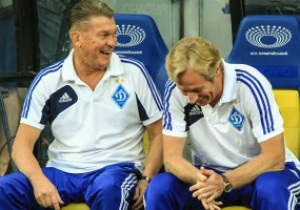 Динамо рятує матч з Зенітом