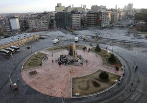 Суд відмінив план забудови турецької площі Таксим