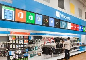 Microsoft - Windows 8 - Підкорюючи нові вершини: магазин додатків від Microsoft насилу плететься за Google і Apple