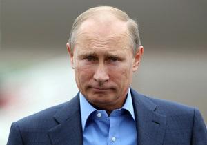 Путін розкритикував правила європейського газового ринку