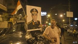 Президент Єгипту не погодився на ультиматум армії