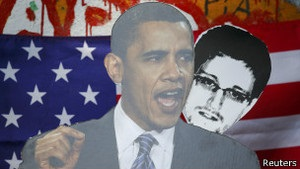 Сноуден звинуватив Обаму у порушенні його права на притулок