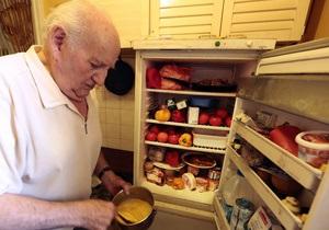 Їжа - холодильник - зберігання