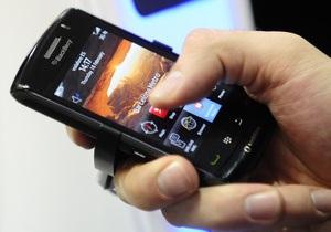 BlackBerry - смартфони - Акції BlackBerry впали більш ніж на чверть через звіт про збитки