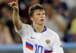 Вратарь Зенита: У Аршавина есть все шансы повторить судьбу Шевченко