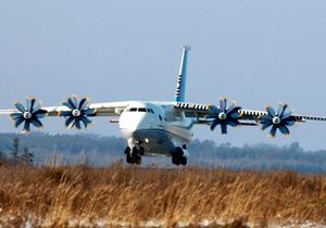 ДП ім. Антонова - Росія - літаки