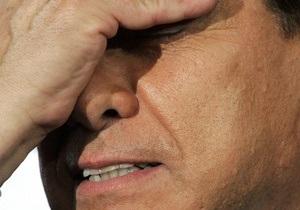 Новини Італії - Ми всі повії. Прихильники Берлусконі провели акцію на його захист