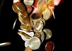 НБУ - гривня - долар - євро - Два по вісім: євро продовжив занурення на міжбанку