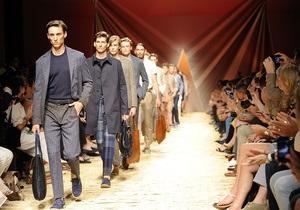 Тиждень чоловічої моди в Мілані