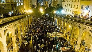 У Бразилії тривають протести попри обіцянки президента