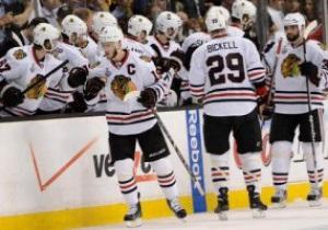 NHL. Чикаго завоевывает Кубок Стэнли
