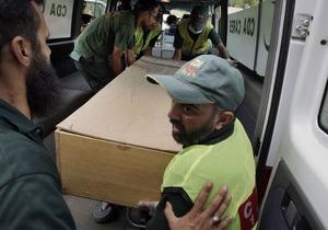 За підозрою у вбивстві туристів на пакистанському курорті заарештовано 37 людей