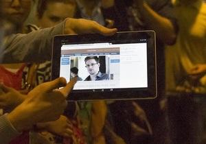 Джерело повідомило час вильоту Сноудена на Кубу