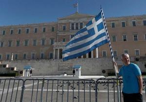 У Греції намагаються залагодити урядову кризу