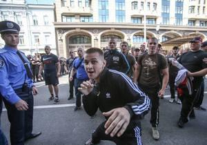 Тітушко - суд - Київ