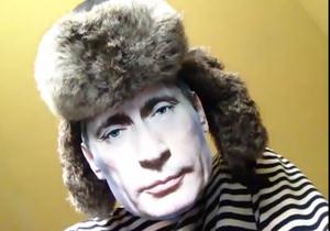 Путін - ролик - замовлення пива
