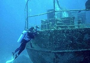 Новини Криму - затонуле судно Тотіла - У Севастополі через корабель, що затонув, розгорілася міжнародна суперечка
