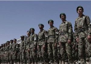 Сили НАТО передали контроль в Афганістані владі країни