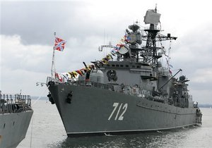 ЧФ РФ - Україна Росія - Представник ЧФ РФ: Оновлення флоту готується як у Новоросійську, так і в Севастополі