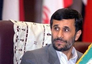 Ахмадінеджад - Іран - суд