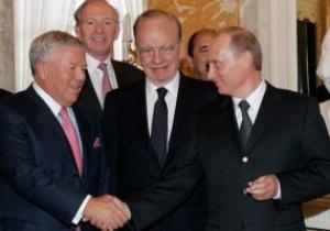 Американский миллиардер обвинил Путина в краже чемпионского кольца