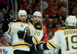 Фінал NHL. Бостон перемагає в овертаймі і зрівнює рахунок у серії