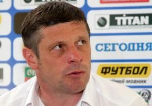 Официально: Таврия расторгла контракт с Олегом Лужным