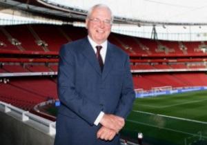 Президент лондонського Арсеналу покидає клуб після 31-річного правління