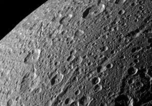 Сатурн - супутник - вода
