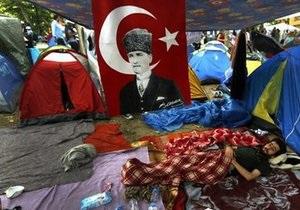 У Туреччині можуть провести референдум щодо парку Гезі