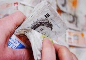 Падіння зарплат у Британії встановило історичний рекорд